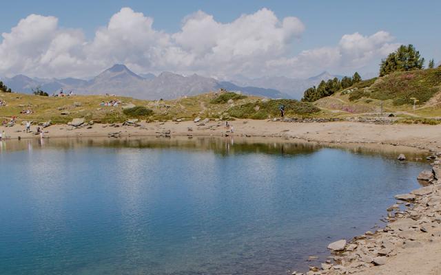 Pila » Alpe Comboé
