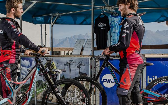 MTB rental + bikepass