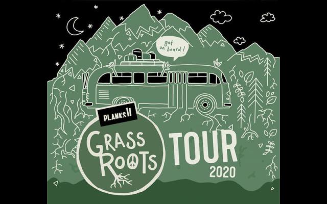 Planks Grassroots Tour 2020