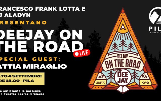 Deejay on the Road a Pila