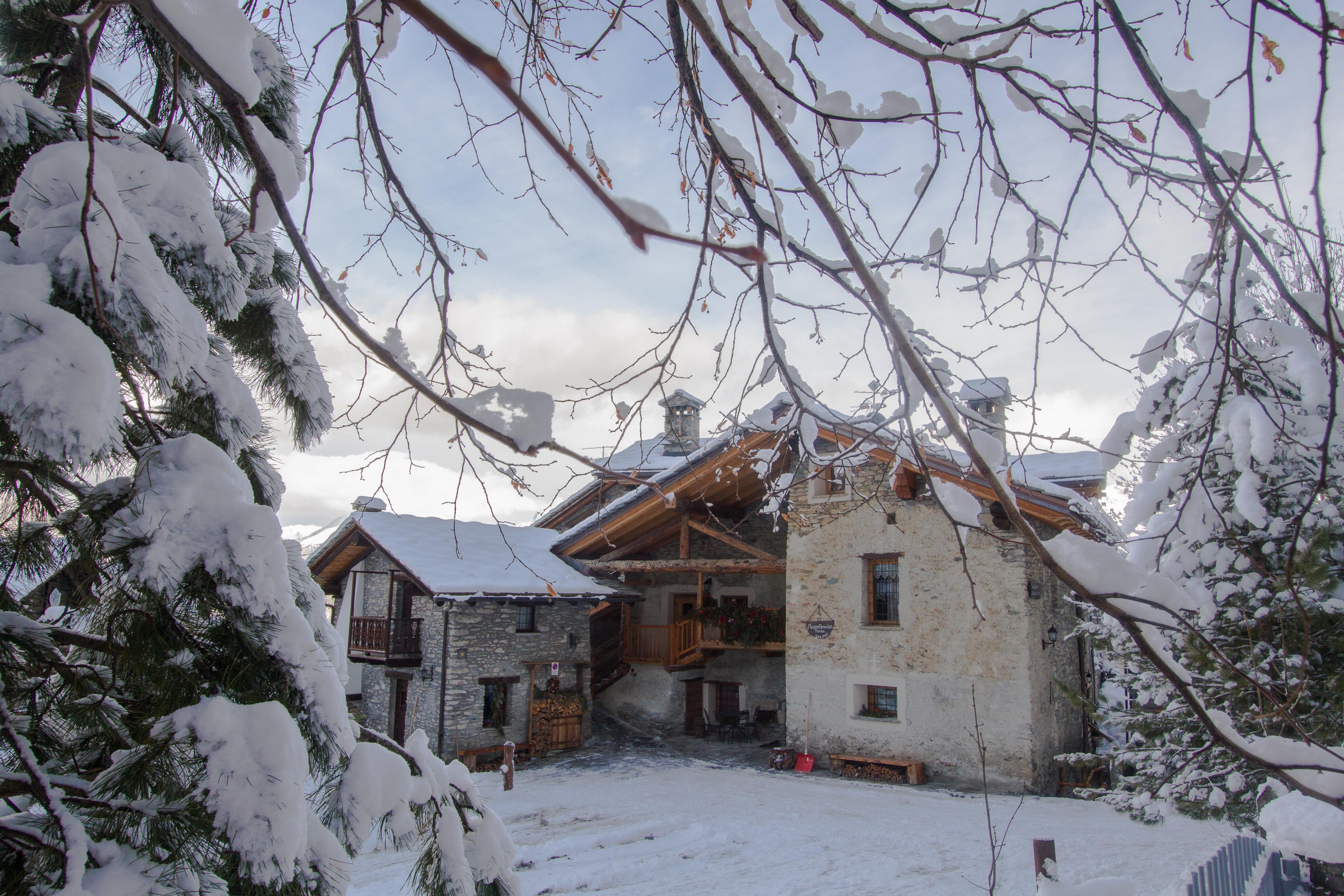 Maison Peroulaz
